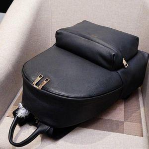 Designer-Rucksäcke echtes Leder Rucksack Litschi Muster Medusenhaupt Luxushandtasche Taschen aus echtem Leder Mann-Taschen