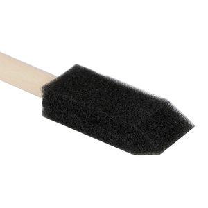50pcs / set voiture grille nettoyant éponge molle manche en bois climatiseur de voiture Vent Brush Stores Duster Brush Auto Detailing