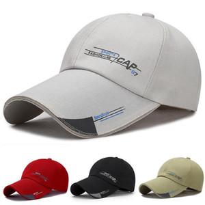 Outdoor Sport Sunscreen Baseball Caps Duck Tongue Sun Hat For Men Women Unisex Spring Autumn Winter Summer As Gift Dropshipping