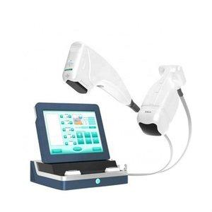 Переносимая машина ультразвука коммерческого использования 9D Hifu для подниматься стороны и тела уменьшая 2 в 1 патронах HIFU Liposonix 8 HIFU
