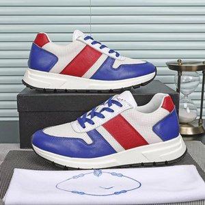 Prada 2020 Hot Runer Scarpe Parigi 17W Triple-S Sneaker Triple S lusso papà per Uomo Nero Sport Tennis scarpa da corsa MJK03