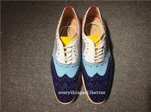 бесплатная доставка hococal 2019 Дизайнерская обувь Red Bottoms кристалл кожа кроссовки мужские Обувь женская Rivet Spiky Младший Spike Носок Krystal Донна