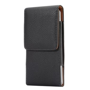 Mens Waist Pack Belt Clip Bag for iPhone 3G 4 4s 5 5s SE 7 6 6s plus Pouch Holster Case Cover Classical Phone Cases PU Leather
