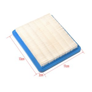Hot 1 5 10PCS Air Filter For Briggs & Stratton 491588 491588S 399959 5043D 17211-ZL8-000 Replaceable Lawn Mower Accessories Filt