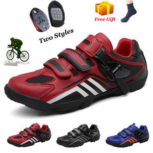 Radfahrenschuhe Schuhe Männer Professionelle Sportler Outdoor Sport Turnschuhe Frauen MTB Road Racing SPD Fahrrad Chaussure de Cyclisme