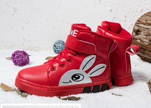 2019 New arrival girls shoes kids leather winter boots girls children's kids boots casual shoes designer shoes #15