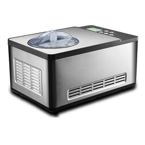 Petrus IC2308C máquina de sorvete rápido casa pequena fruta picolé caseira sorveteira com refrigeração