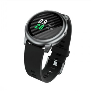 Original Solar LS05 Smart Watch Sport Metal Round Case Heart Rate Sleep Monitor IP68 Waterproof 30 Day Battery iOS Android