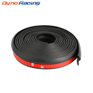 4Meter Z type 3M adhesive rubber weatherstrip edge trim noise insulatio car door sealing strip car door seal sealing