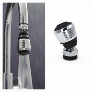 Kitchen Sink Faucet Sprayer Water Saving Aerator 360 Degrees Rotatable Bubbler Filter Free To Bend Nozzle Flexible Tap Aerators