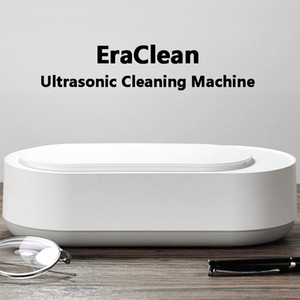 2021 Original Xiaomi Youpin Eraclean Limpieza ultrasónica Máquina de limpieza de alta frecuencia 45000Hz Limpiador ultrasónico de alta frecuencia para relojes Limpieza 3035789