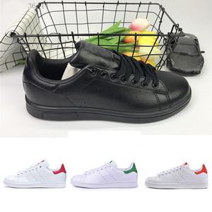 2018 pattini superiori Smith stan per le donne degli uomini nuova moda Smith scarpe da ginnastica scarpe casual in pelle di design appartamenti classici Eur 36-44