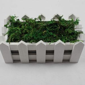 Die Simulation von Green Moss Gefälschte Grass Sod Künstliche Pflanze Rasen Startseite Simulation Pflanze Hintergrund Moos Flechte Sod Grün-Fälschungs-Pflanze