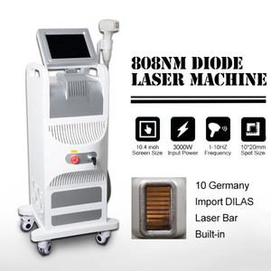 2019 Nuova 808 diodo laser per capelli macchina di rimozione 808nm Removal Laser Diode indolore dei capelli 808