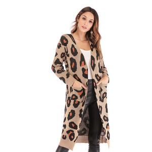 Sonbahar Kış Triko Moda Kadınlar Uzun Kollu Gevşek Örgü Hırka Noel Cadılar Bayramı Kadınlar Örme Bayan Hırka Femme Pull &