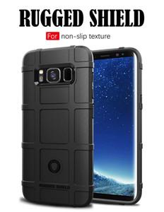 Прочный защитный чехол Defender для Samsung Galaxy S10 S8 s8plus s9 s9plus A7 2018 a9 2018 Нескользящий силиконовый амортизатор Противоударный