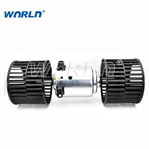 Охлаждающий вентилятор автоматический двигатель воздуходувки для экскаватора Komatsu Hitachi-70 Double Bower 5150041110 / TD3390240 Y-SSMZ113-12 / 502725-1730 WXB0008
