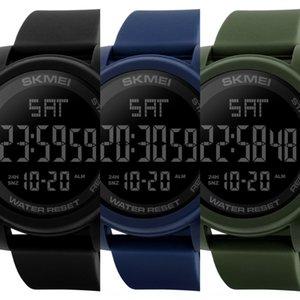 SKMEI shikemei 1257 fashion men's Electronic sports outdoor multifunctional electronic watch student watch