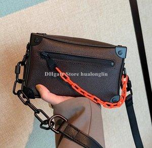 La mujer del bolso nuevo bolso de las mujeres manera de la llegada del mensajero bolso crossbody
