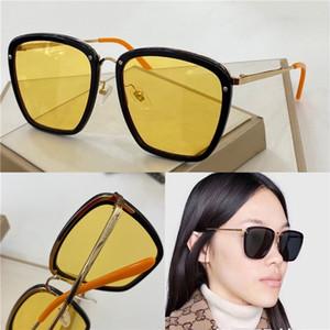New fashion designer sunglasses 0673 square frame simple style top quality uv 400 protection outdoor eyewear popluar eyewear