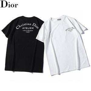 20SS hommes T-shirts classiques de luxe pour homme beau tissu éponge processus de coupe version respirante en vrac manches courtes Little Bee priting tees