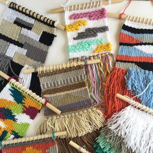 Rug Fazendo Bordados Artesanato Rug Hooking malha lona madeira Gancho Bent Trava DIY Kit Ferramenta Para Tapestry Carpet