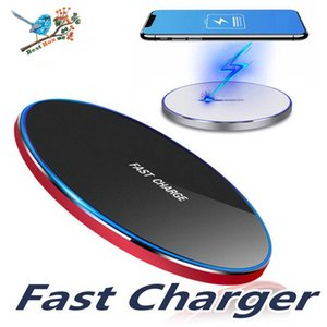 Smartphone Induction Charger Qi Quick Wireless-Handy-Lade Pad 10w Schnell Cordless Ladegerät Matte für Iphone Samsung Phone