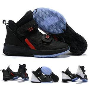 2019 Новый Солдат XIII 13 Низкий Mens Basketball обувь Высокое качество Черный Красный Белый Голубой Солдаты 13s Спортивная обувь Спортивные кроссовки 7-12