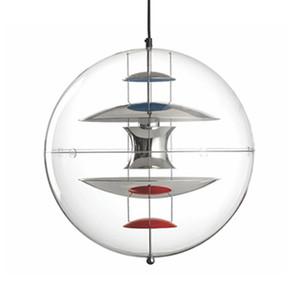 Nordic Danish Design Bola Barco Pendant luzes Globe Quarto Restaurante Lâmpadas Bar Villa Living Room Deco luzes penduradas Luminárias