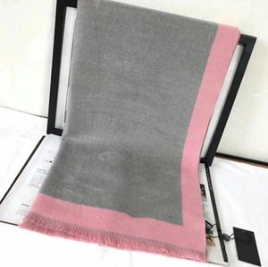2020.Scarf For Women winter Letter Pattern Scarfs Long thick woman Scarves size 180x70cm Hot in Europe and America bag scarf Free shipping