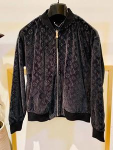 2020 mens primavera diseño de lujo nuevo de alta calidad chaqueta de lana chaquetas ~ ~ tamaño de US tops chaquetas de diseño para hombres