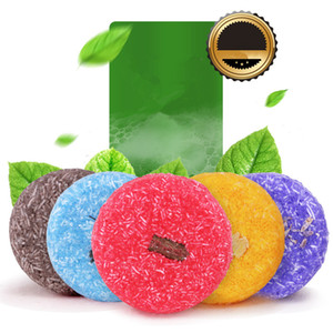 Handmade Cabelo Shampoo Soap Fria Processados canela Shampoo Bar 100% Pure Cabelo Shampoos Hair Care Ferramentas RRA1109