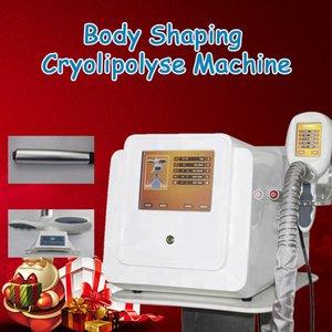 2018 새로운 스타일 !!! 고품질 체중 감소 뚱땡 얼기 Cryolipolysis 몸 쉐이핑 Cryolipolysis 기계 CE / DHL 무료 배송
