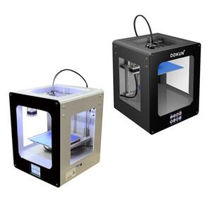 160 * 160 * 180 mm Tamaño de impresión Impresora 3D FDM Marco de metal completo Plataforma de celosía Escritorio Kit de bricolaje Stampante 3d Impresora Drucker