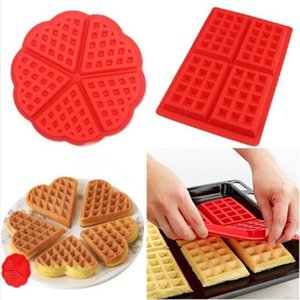 Creative Kitchen Accessories Silicone Chocolate Mold Cake Tools Ice Jelly Candy Mould Baking Pastry Tools H114 014