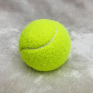 Pet training toy tennis high elasticity dog cat training ball 65mm pet sports goods