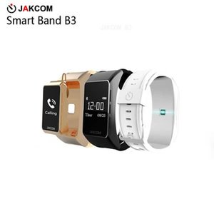 JAKCOM B3 Smart Watch Vendita calda in Smart Braccialetti come sexi film video 3d occhiali attivi vega 64