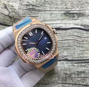 Serie Classic Luxury Products Miglior Serie Classic qualità Nautilus 5711 5711 1A 1R 010 Diamante Zaffiro Asia meccanica Watche automatico