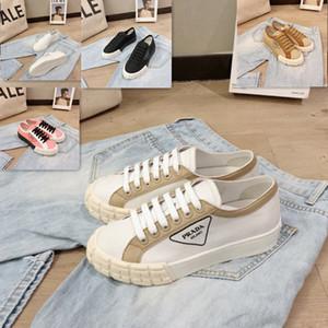 plataforma do vintage sandália sapatos de grife de luxo Alpercatas grife mulheres plate-forme sapatos luxe Sandale tamanho 35-40 sapatos de pano