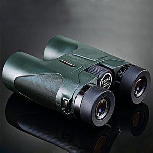 Ordu Yeşil Yüksek Kalite HD 10x42 USCAMEL Askeri Dürbünler Profesyonel Avcılık Teleskop Yakınlaştırma Vizyon Yok Kızılötesi Eyepiece