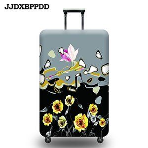 JDXBPPDD Thicker Travel Luggage Suitcase Protective Cover for Trunk Case Apply to 18''-32'' Suitcase Cover Elastic Perfectly
