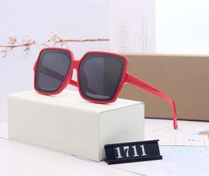2020 de calidad para mujer gafas de sol del verano alto para mujer UV400 3 Modelo 1711 Colores muy calidad