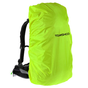 TOMSHOO 40L-50L Mochila Chuva Covers Bags Unisex Ciclismo Mochila Bag Escalada Backpack Dust Cover Waterproof Bag Para Camping