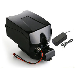 Batteria della batteria della rana 52V 15AH della batteria della batteria elettrica della Cina di trasporto libero per il motore 500W a 1500W + caricatore di BMS +