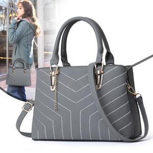 women purse shoulder Bag brand Designer fashion Totes bags PU handbags bags purse 6 colors