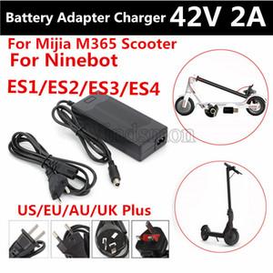 Adaptör Şarj AB / ABD / İngiltere Plug scooter Uçuç Akıllı Dengesi Tekerlek elektrik gücü için 42V 2A Evrensel Pil Şarj