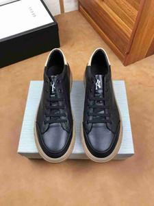 Üst Kalite Erkekler Klasik Casual bahar Nefes Açık Sneakers Ayakkabı moda Nedensel kıyı 021001