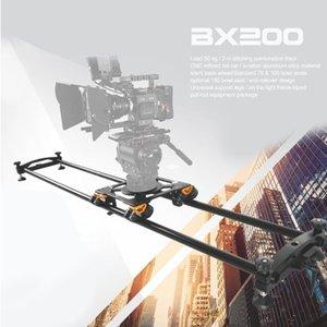 Greenbull BX200 Camera Film Slider portátil Photographic Camera Pulley Slider Kit Para RED FS7 vídeo com 75mm100mm bacia