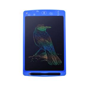 10 pollici di progettazione LCD Tablet Tablet Art colorato Tavolo da disegno per bambini Giocattoli Slim Graphic compresse pad di scrittura digitale per i bambini