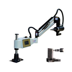 M3-M16 220V Tapping Máquina Vertical Tipo Universal elétrica Tapper Machine-trabalhando Taps Enfiar Máquina de Threading